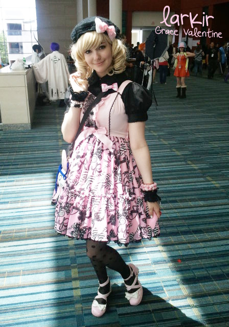 larkir:  At Animazement 2012 yesterday~