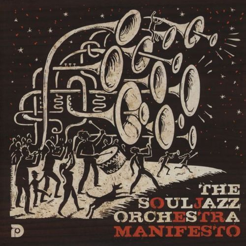 The Souljazz Orchestra - Kapital