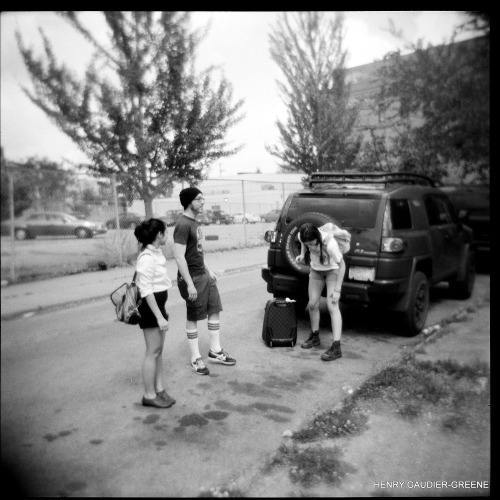 Rachel Dashae, Cam Damage, and Henry Holga (part ii), with JM.