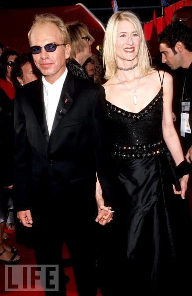 Billy Bob Thornton & Laura Dern, 1999