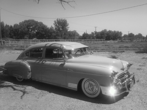 My Homeboy Jaime's '50 Fleetline…