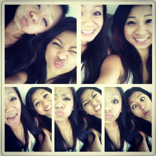 The little sisterrrr.! (Taken with instagram)