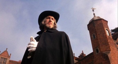 Vincent as Matthew Hopkins Witchfinder General (1968) aka The Conqueror Worm