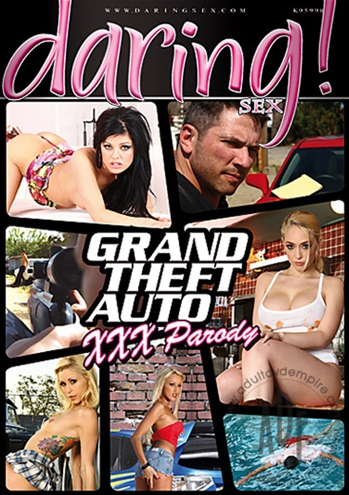 "porn-parody:  Grand Theft Auto: XXX Porn Parody For the first time in history Daring! brings a legendary game to life! Backdoor beauties, sweltering rooftops, skanky junkyards shot in the shimmering heat of the valley. Yuri has to face 5 challenging missions involving 5 nasty hot gals … nothing is impossible in the world of GTA, nice cars, fancy places and only one rule - ""breaking"" bones."" Experience this fantastic opportunity to see a video game come to life!    Wut?"