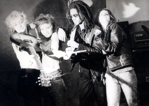 jonnyfandango:  The Slits and Don Letts.
