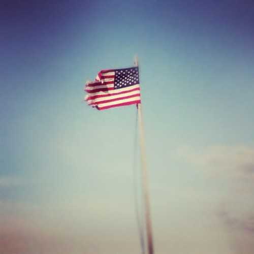 A salute to everyone who served. (Taken with instagram)