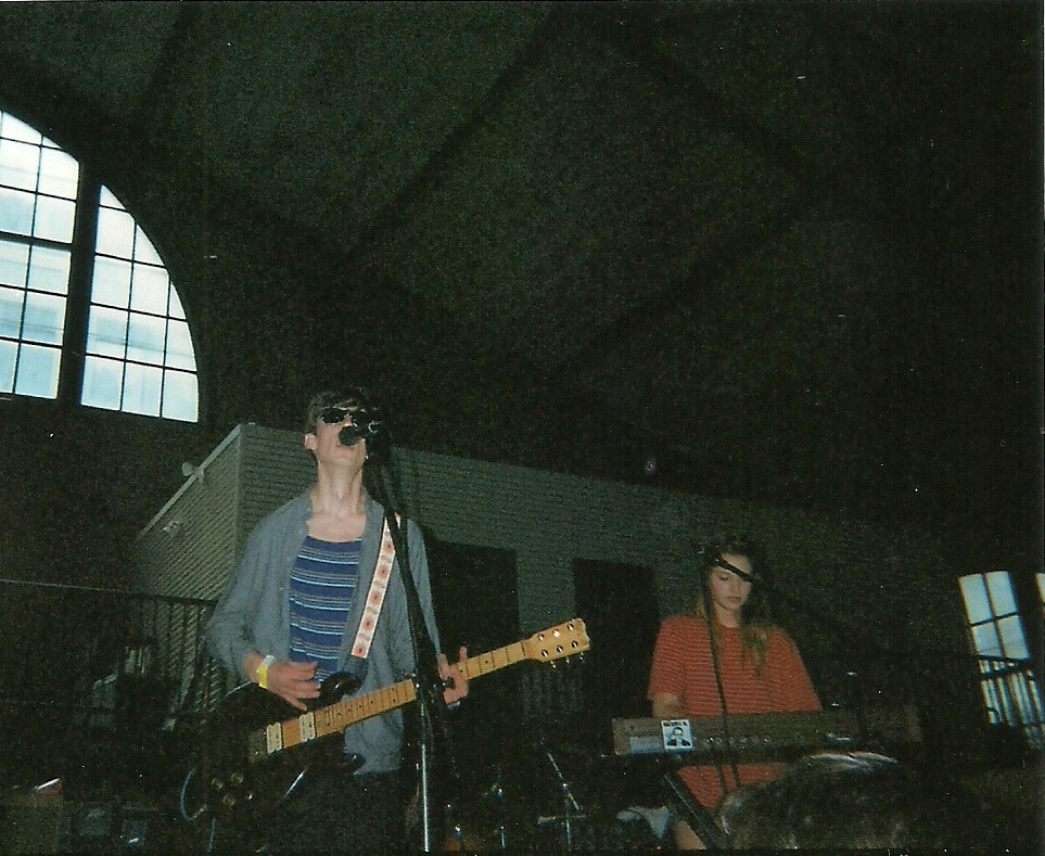 whataboutyrfriends:  tigers jaw @ r2r (by chère danielle)