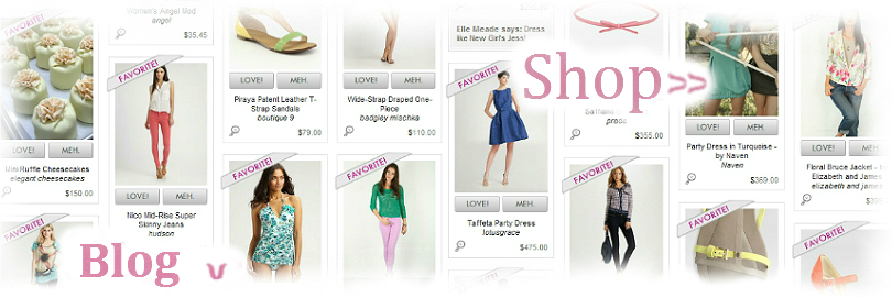 What the shopping catalog/browsing looks like
