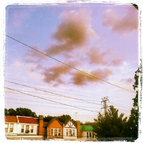 #clouds #TME (Taken with instagram)