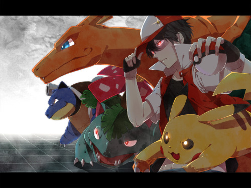 The Classic Four! #Pokemon