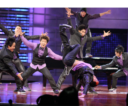 lifeofdapardy:  orQUESTra by Quest Crew season 3 on ABDC.