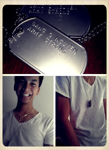 Wow… I think i just fell in love with dogtags.