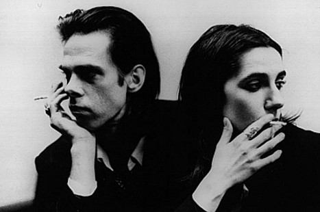 Nick Cave and PJ Harvey.