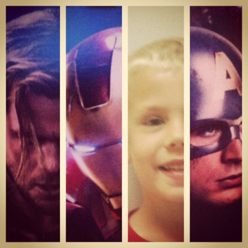 Assemble! (Taken with Instagram)