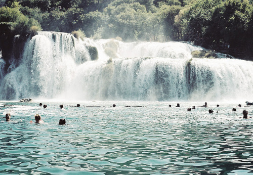 kungfuqua:  Krka National Park by dirtyfromtherain on Flickr.