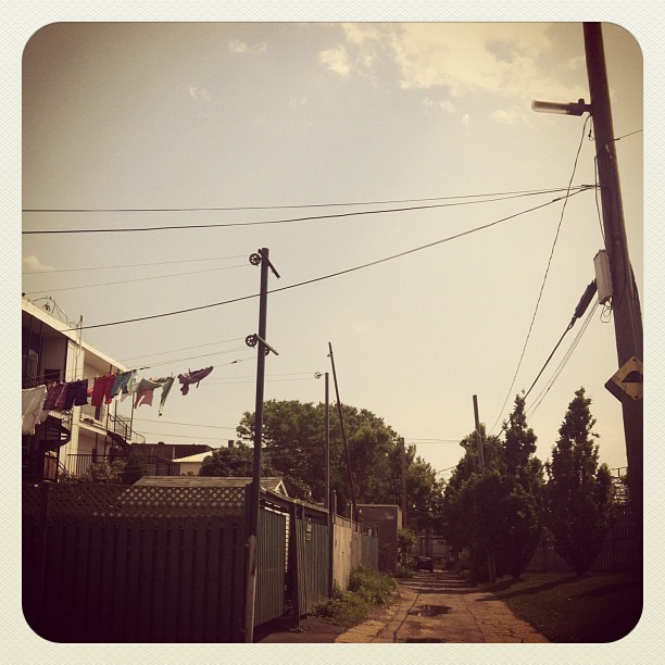 Hashtag Project #electricalsky #wires  (Taken with instagram)
