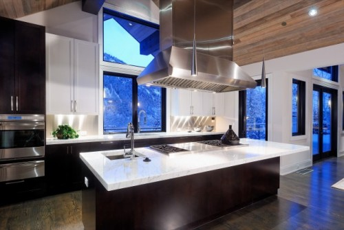 fuckyeahinteriordesigns:  (via kitchen)