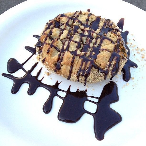 Cookie Sandwich - #silverlake #jubilee #food #losangeles #la #delicious (Taken with instagram)
