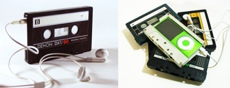 DIY Ipod Cassette Case