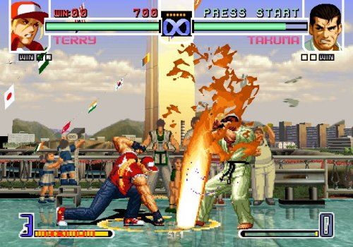 The king of fighters :D