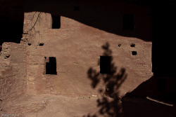 Spruce Tree House  Built 1211-1278 by the ancestors of the Puebloans.  Mesa Verde National Park, Colorado