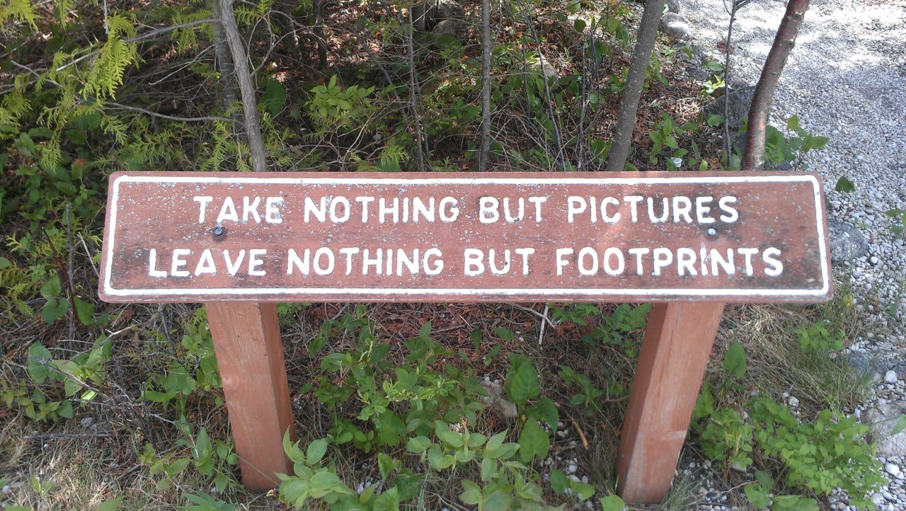 Motto for Camping