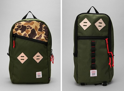 Khoa pointed out Urban Outfitters had Topo Designs bag and some were about 50% off! Had to cop. Sling bag for camera, another day pack just variety.  The two of these together were cheaper than my one day pack or klettersack. Whatever, yolo