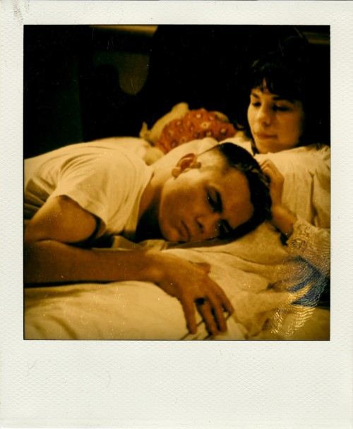 River and Lili Taylor in Dogfight