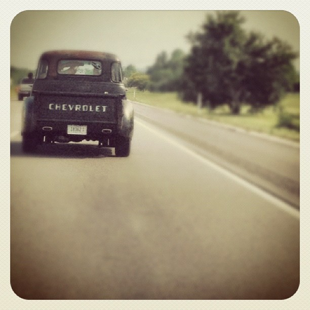 #chevy #truck (Taken with instagram)