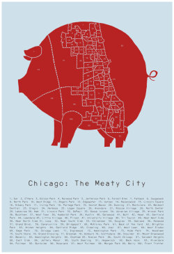 Chicago: The Meaty City (via fuckkyeahchicago)