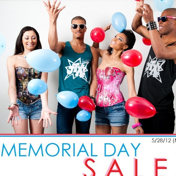 jeantrix:  Jeantrix 30% off Memorial Day Sale has started! 1 DAY ONLY! Shop now :) (Taken with instagram)