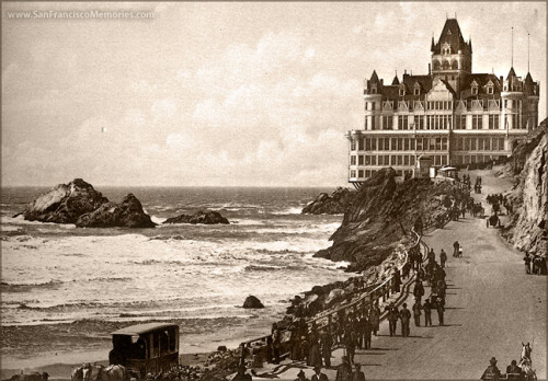 The Cliff House (pre-fire) - San Francisco, CA
