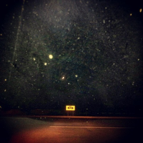 A long, long time ago, in a #galaxy far far away… #Nightdrive #instagramAZ #photooftheday #instaGalaxy #stars #night  (Taken with instagram)