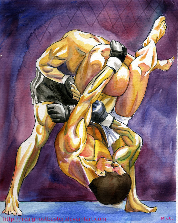 * The Triangle Choke