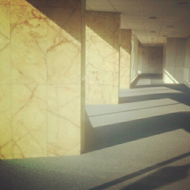 Foyer. (Taken with instagram)