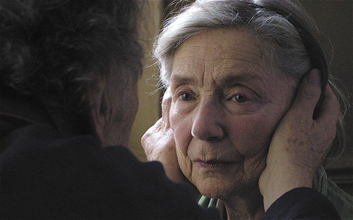 Michael Haneke's Amour wins the Palme d'Or Amour, Michael Haneke's heartbreaking account of old age, has won the Palme d'Or at Cannes 2012, bringing the director his second win at the festival in three years.