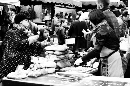London 2012 - so in love with this place, the Borough Market
