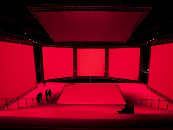 "Shot of Kayne's seven screen theatre setup at Cannes for his new film, Cruel Summer!   Other stuff… Travis Porter – From Day 1 Album Preview (GO) Lil' Kim Takes In Her Ailing Estranged Father (GO) Malia Obama Can You Spot THE SECRET SERVICE?? (GO) JWoww Sizzles in Teeny Black Bikini — See the Best Bikini Bods of 2012! (PHOTOS)(GO) Florida Man Demands $10k From Rick Ross Over Streaking Incident [VIDEO] (GO) Celebrities Enjoying The Nightlife Out In Style [PHOTOS] (GO) PIC: Katy Perry kisses a Marine during Fleet Week!(GO) Brandy On Possible Tour With Monica: ""I Kinda Want To Do My Own Thing! (GO) Woman Weds Herself, Goes On Date Nights With Her Wife/Self (GO) 'Killing Them Softly' Could Earn Brad Pitt His First Oscar (GO) Lindsay Lohan's Liz Taylor Biopic Gets A True Blood Richard Burton (GO) Lolo Jones, Tim Tebow, Tina Fey & More Famous Virgins (GO) Dawn Richard Talks Same Sex Marriages, Reality TV & Life After Bad Boy In Pynk Magazine (GO) George Zimmerman Received Special Treatment While In Jail [VIDEO] (GO)"