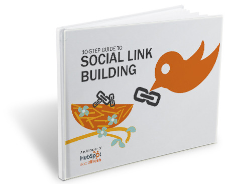 10-Step Guide to Social Link Buildinghubspot.com Download this new guide to access ten quick ways to start building inbound links using social mediaA busi­ness that doesn't gen­er­ate inbound links is like a car with­out gas: it exists, but doesn't work. So how can you pump more gas into your…