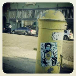 #EddieColla #Sticker #Alameda #California (Taken with instagram)