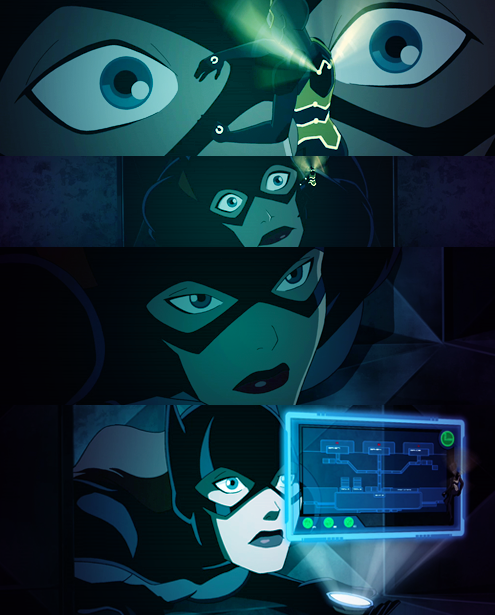 highonyoungjustice:  Young Justice Girls - Batgirl/Barbara Gordon