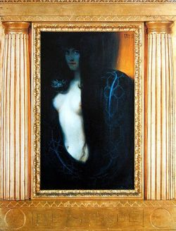 The Sin | Franz von Stuck | 1893