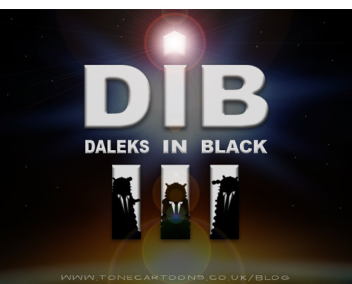 Day 191: Daleks In Black 3