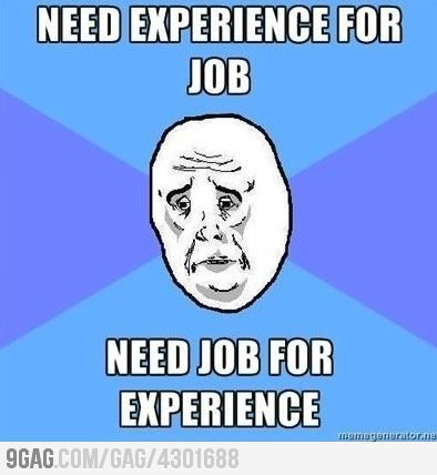 9gag:  Forever unemployed
