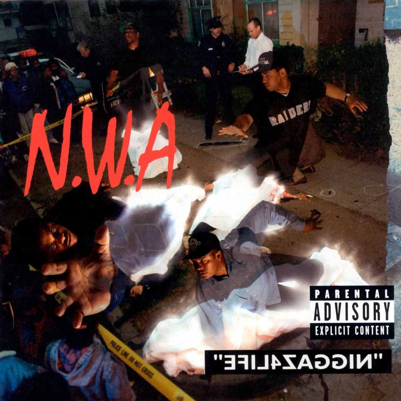BACK IN THE DAY |5/28/91| N.W.A. releases their second and final studio album, Efil4zaggin, through Ruthless Records.