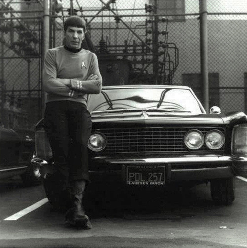 underthebubble:  Mr. Spock Will Kick Ur Ass… UtB