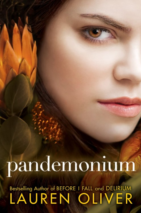 "Pandemonium by Lauren Oliver My Rating:  4/5 cups of coffee My Review: Spoiler ALERT! Spoiler ALERT! Spoiler ALERT!""There is no before. There is only now, and what comes next."" – RavenOMG! This book has a great ending!Now this book has now and then. Now, Lena is a new girl and lives with Raven and Tack in Zombieland and then, when she was in the Wilds. At first the book seems so slow, Lena kept talking about her experience in the Wilds. Alex is gone and she's alone with strangers in the Wilds until she gets used to it and become one of them. Lena is always tired and weak while she was in the wilds, she kept complaining about their food and the need for her to work if she wants to stay.Now she has a mission in Zombieland until she got kidnapped by theScavengers with Julian, the president of DFA Deliria-Free America. She was prisoned with Julian for days. Sometimes she hates Julian, sometimes she did not. She kept hiding the real Lena for the sake of her mission in Zombieland. She always thought that the Lena before does not exist and now she's a new Lena. It's like Lena wants to be like Raven strong and she even forget the past and what's important now is the present.Lena should make her own trademark among the uncured in Wilds, she must not forget what she was before because the Lena before is the one who make her come to the Wilds.Julian and Lena escaped the Scavengers then stayed in one of the homestead, before they go to sleep they kissed because Julian want to know what it feels like to have the disease, the deliria. Lena seems falling in love with Julian because Alex wasn't there. He's dead. She thought Julian is filling the spaces that Alex left her. I think it's just lust. Haha!At morning they were caught of course, of the DFA. Then Lena found out that her mother was the one who caught her in the homestead after they escaped. Julian was sentenced to death then Lena cannot accept the fact that he is going to die because of her. Julian resigned as the president of DFA and he thought that he is infected by the disease but he is, really. Lena thought it was all her fault because she kissed him and that's the reason she infected him.Lena went to rescue Julian at the hospital then she did with the help of Raven and Tack. After saving Julian they will go to the one of the homestead in North with of course Julian, Lena's new boyfriend but then Alex appeared and that's the end. So it's a f*cking cliff-hanger. I can't wait to read the next sequel, Requiem. Lena is now caught between TWO LOVERS. Oh my god!Overall, it was a good book but not as good as Delirium but definitely one of my favorites. It was slow but at the end, the real action begins."