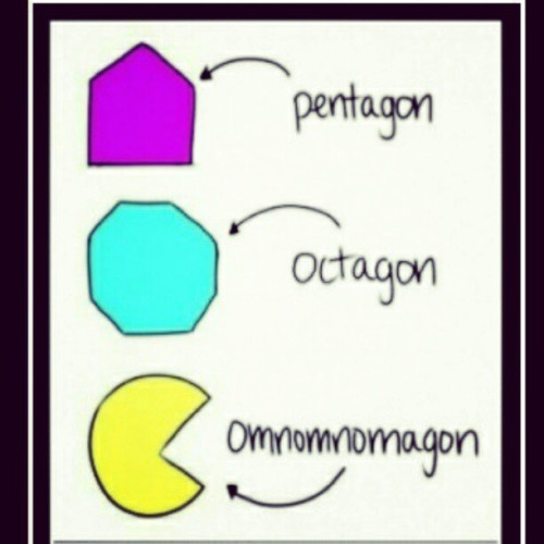 How math should be! *cough* Mr. Boley *cough* (Taken with instagram)