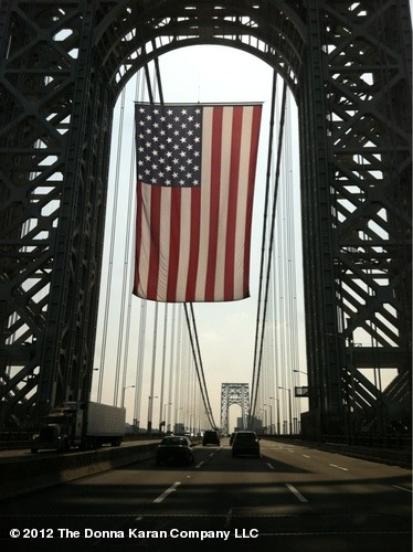 dknyprgirl:  #MemorialDay #GWBridge View more DKNY PR GIRL on WhoSay   Happy Memorial Day.