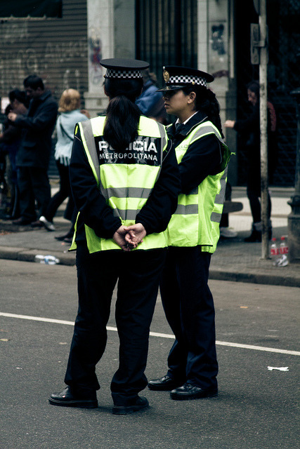 Policias on Flickr.